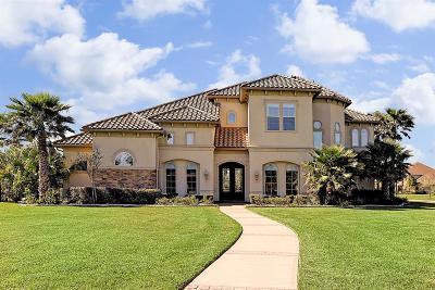 Katy Single Family Home For Sale: 24814 Laguna Edge Drive