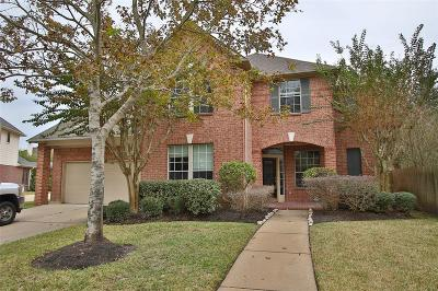 Katy Single Family Home For Sale: 21911 Fieldvine Court