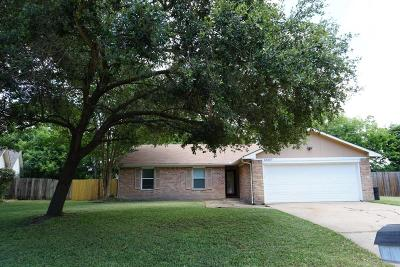 Stafford Single Family Home For Sale: 13307 Venice Circle