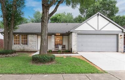 Friendswood Single Family Home For Sale: 4915 Red Lantern Drive