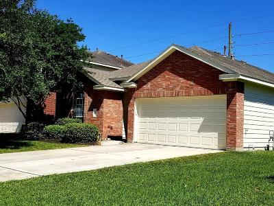Harris County Rental For Rent: 6526 Bella Noche Drive