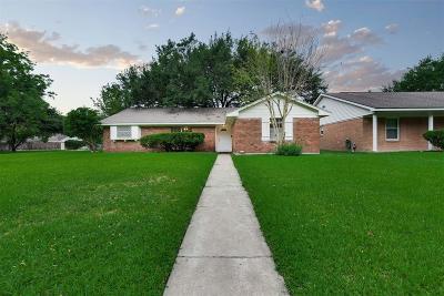 Houston Single Family Home For Sale: 9603 Meadowbriar Lane