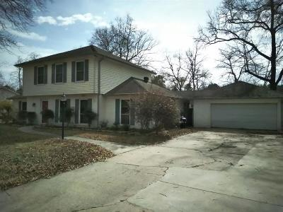 Conroe Single Family Home For Sale: 2691 S Woodloch Street