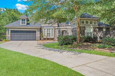 The Woodlands Single Family Home For Sale: 6 Petaldrop Place