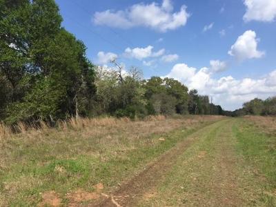 Lavaca County Farm & Ranch For Sale: Private Road 1034