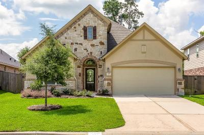 Montgomery Single Family Home For Sale: 165 Forest Heights Lane
