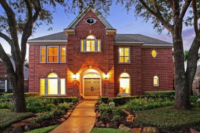 Jersey Village Single Family Home For Sale: 8541 Ivy Falls Court