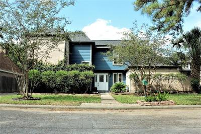 Houston Single Family Home For Sale: 11734 Wickchester Lane