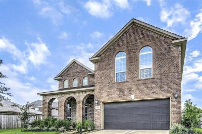 Pearland Single Family Home For Sale: 2012 Thunder Ridge Way