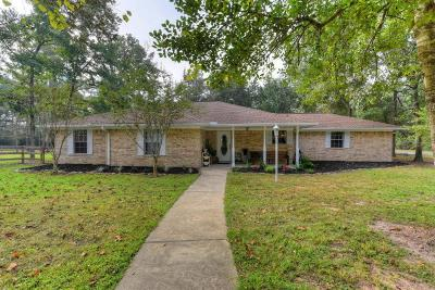 Single Family Home For Sale: 14815 Winding Hill Drive