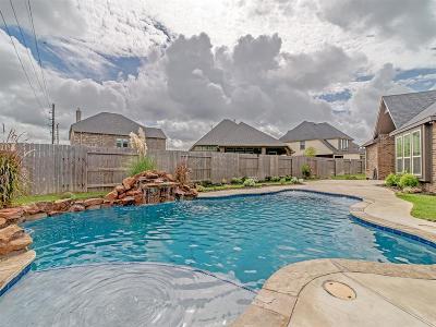 Katy Single Family Home For Sale: 2107 Falcon Brook Drive