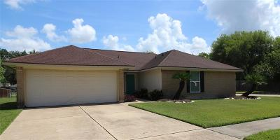 Pearland Single Family Home For Sale: 1615 Live Oak Hollow Street
