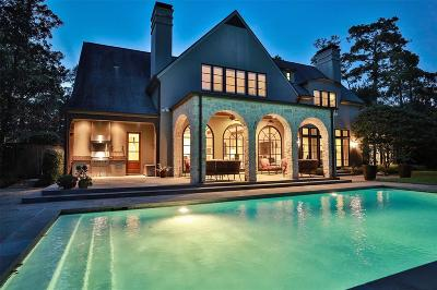 Houston Single Family Home For Sale: 760 Pifer Road