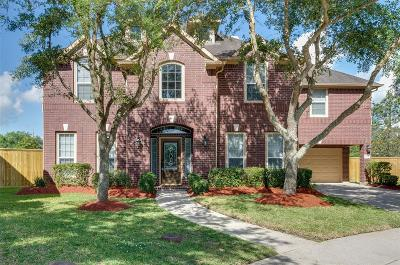 League City Single Family Home For Sale: 5212 Sandy Meadow Lane