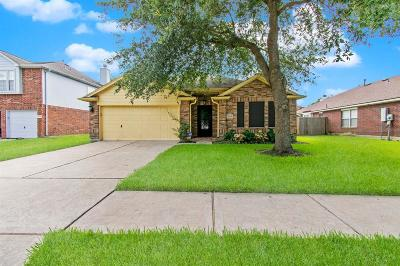 Pearland Single Family Home Pending: 2209 Ames Street