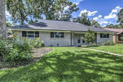 Houston Single Family Home For Sale: 2403 Del Norte Street
