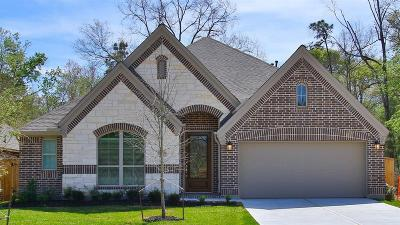 New Caney Single Family Home For Sale: 23646 Crossworth Drive