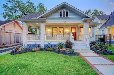 Single Family Home For Sale: 424 Euclid Street