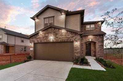 Houston Single Family Home For Sale: 9830 Mills Field Drive