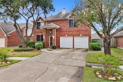 La Porte Single Family Home For Sale: 8723 Huntersfield Lane