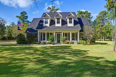 Magnolia Single Family Home For Sale: 28612 Beth Marie