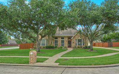 Friendswood Single Family Home For Sale: 2828 Love Court