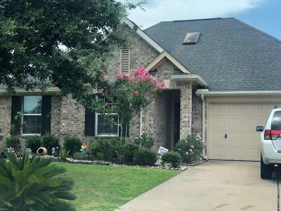 Pearland Single Family Home For Sale: 7617 Lakeside Manor Lane