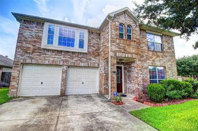 Houston Single Family Home For Sale: 4235 Barrow Ridge Lane