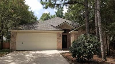 The Woodlands Single Family Home For Sale: 19 Long Hearth Place