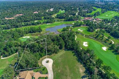 The Woodlands Residential Lots & Land For Sale: 123 Mediterra Way