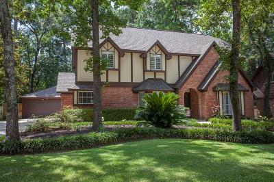 The Woodlands Single Family Home For Sale: 26 W Placid Hill Circle