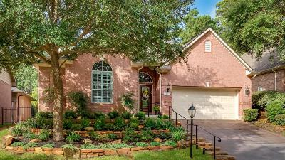 Montgomery Single Family Home For Sale: 217 Creekwood E