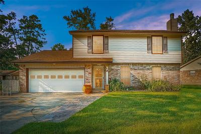 Conroe Single Family Home For Sale: 4001 Hunnington Drive