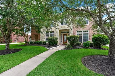 Pearland Single Family Home For Sale: 2011 Waters Edge Court