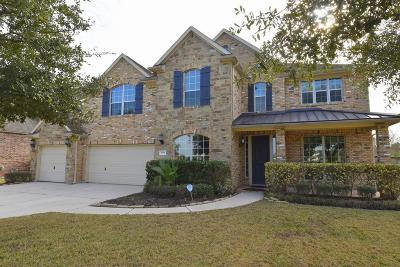 Katy Single Family Home For Sale: 1618 Grayson Lakes
