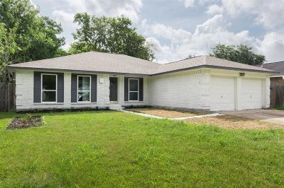Missouri City Single Family Home For Sale: 1607 Bent Oak Drive