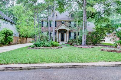 The Woodlands Single Family Home For Sale: 123 Wisteria Walk Circle