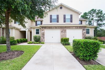 Tomball Condo/Townhouse For Sale: 16141 Sweetwater Fields Lane