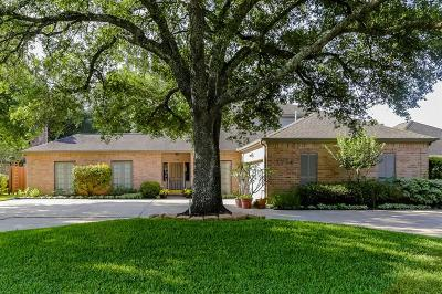 Sugar Land Single Family Home For Sale: 1734 Country Club Boulevard