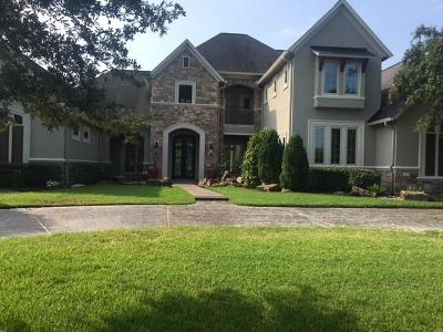 Kingwood Single Family Home For Sale: 6307 S Royal Point Drive