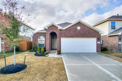 Brookshire Single Family Home For Sale: 5306 Windy Plantation Drive