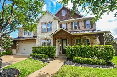 Katy Single Family Home For Sale: 5427 Sidonie Rose Lane
