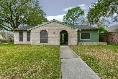 Houston TX Single Family Home For Sale: $239,500