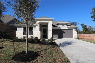 New Caney Single Family Home For Sale: 18724 Laurel Hills