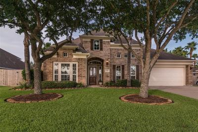Seabrook Single Family Home For Sale: 2313 Water Way