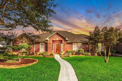 Friendswood Single Family Home For Sale: 2007 Plantation Drive