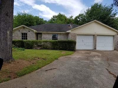 Baytown Single Family Home For Sale: 3111 Long Meadow Drive