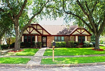 Deer Park Single Family Home For Sale: 1502 Madison Drive