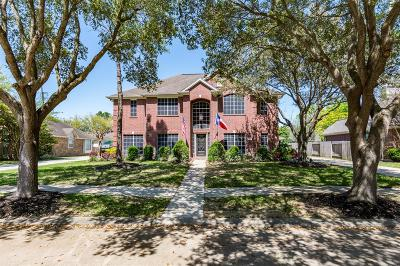 Richmond Single Family Home For Sale: 6507 Canyon Estates Lane