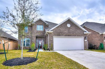Brookshire Single Family Home For Sale: 1911 Benbrook Hollow Lane